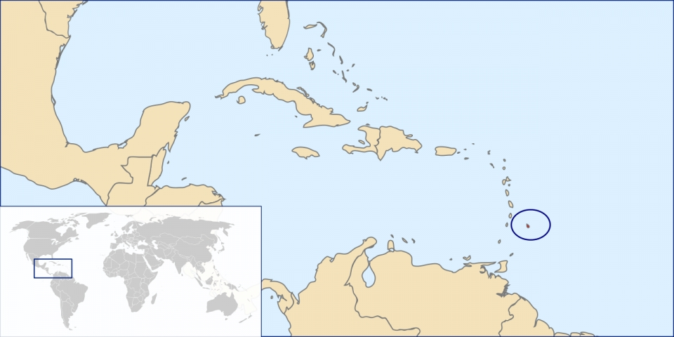 Barbados - via Wikimedia Commons https://commons.wikimedia.org/wiki/File:LocationBarbados.svg